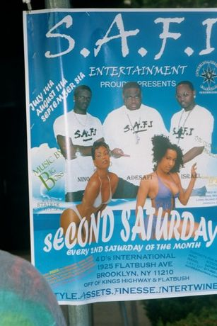 S.A.F.I every 2nd Sat events